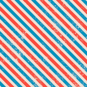 Retro vintage line pattern