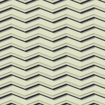 レトロなジグザグパターン。 80年代、90年代スタイルの画像の抽象的な幾何学的な背景。幾何学的な簡単な図