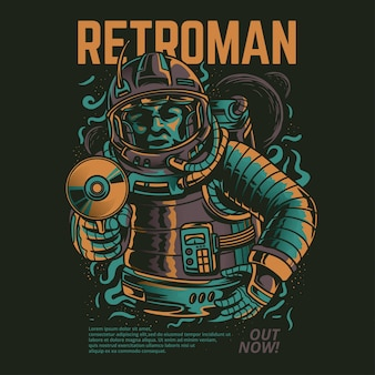 Retroman