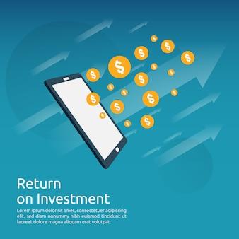 投資収益率