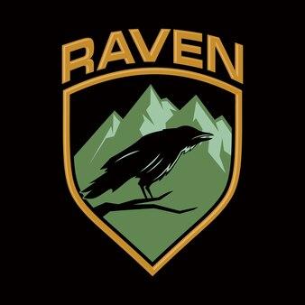 Reven logo template
