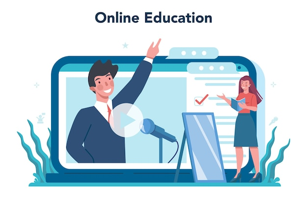 Онлайн-сервис или платформа для специалистов по риторике или красноречию.