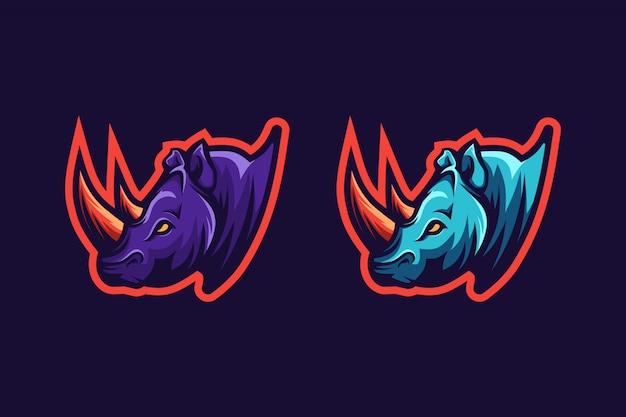 Rhino esport logo