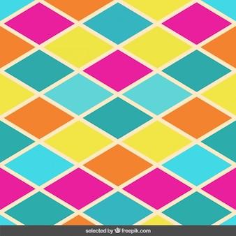 Rhombs pattern