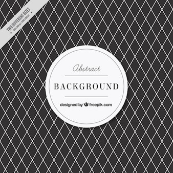 Rhombus dark background
