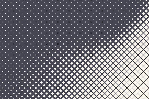 Ромб полутоновый градиент узор ретро цветные текстуры абстрактный геометрический фон