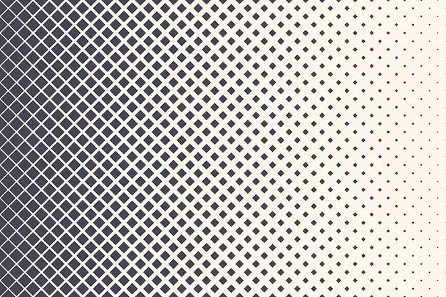 Полутоновый узор ромб абстрактные геометрические ретро фон