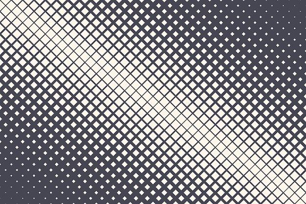 ひし形ハーフトーンパターン幾何学的テクスチャ技術抽象的な背景