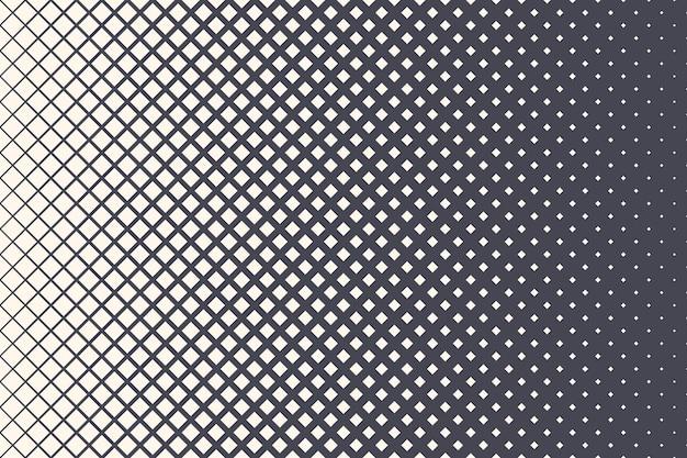 마름모 하프톤 텍스처 기하학적 복고풍 컬러 패턴 기술 추상적인 배경