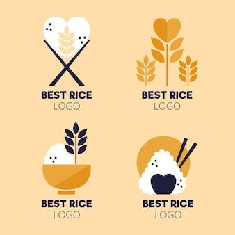 쌀 로고 컬렉션