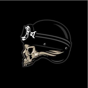 Riders skull
