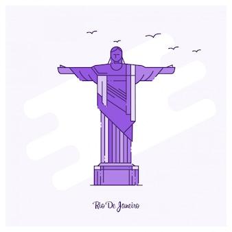 Rio de janeiro landmark