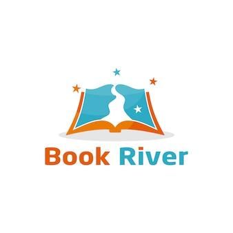 Дизайн логотипа river
