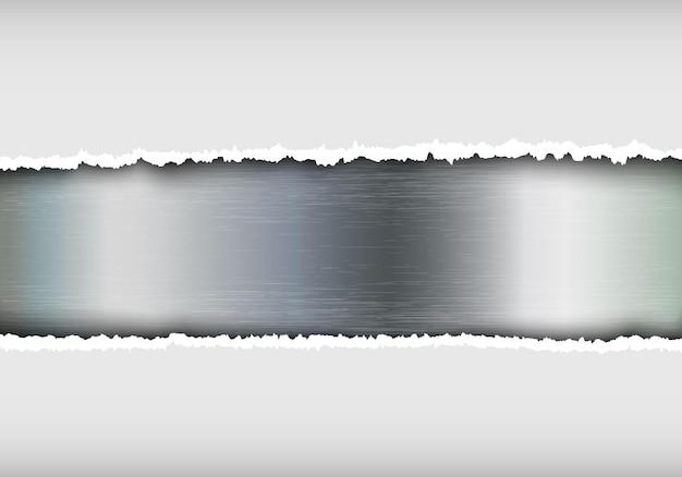 리벳이 달린 강철 리벳과 나사 금속 배경