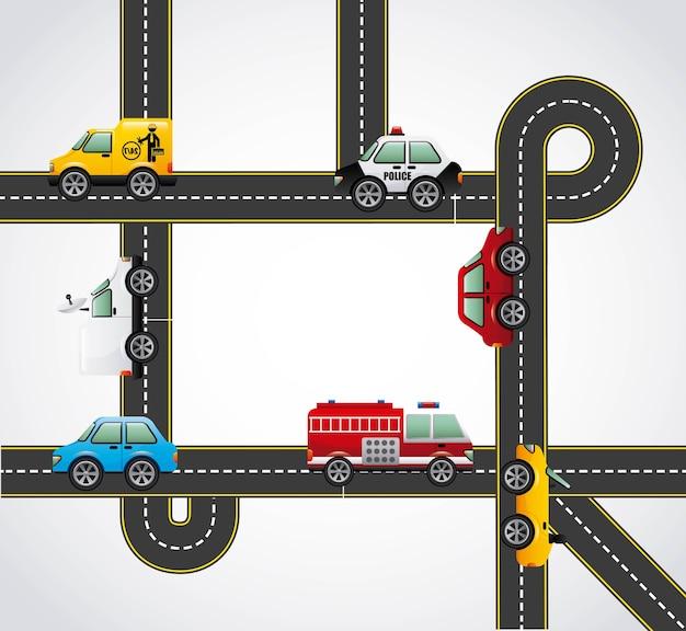 Road concept design