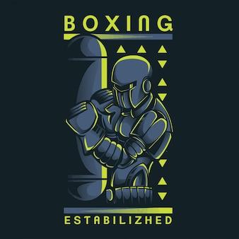 Robo boxing