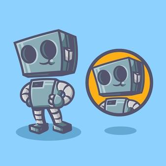 ロボットマスコット