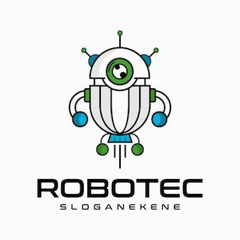 Robot technology logo