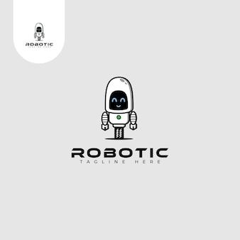 로봇 로고