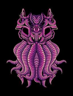 Роботизированный осьминог-меха