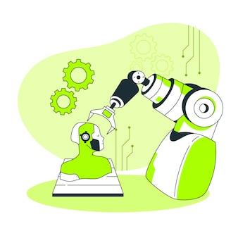 ロボットの概念図
