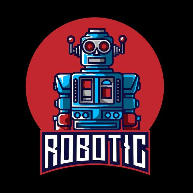 Robotics esportロゴ
