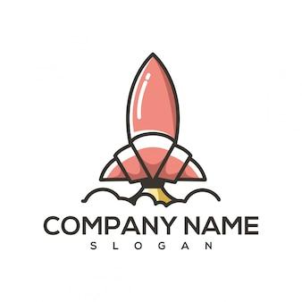 로켓 크루아상 로고