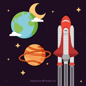 로켓과 우주