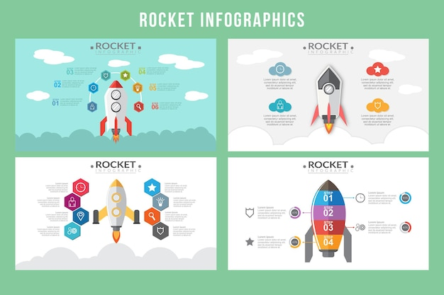 Rocket infographics