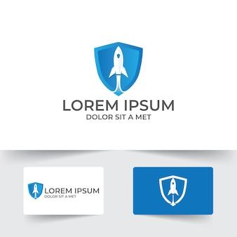 Rocket launch illustration design, startup illustration template isolated on white background