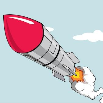 Rocket launcher illustrations