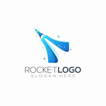 Ракета логотип