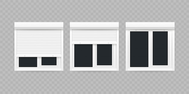 Roll up shutter, great  for any purposes.   illustration.