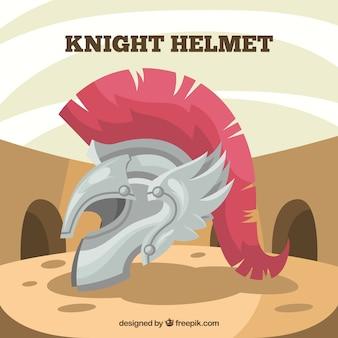 Фон римского шлема