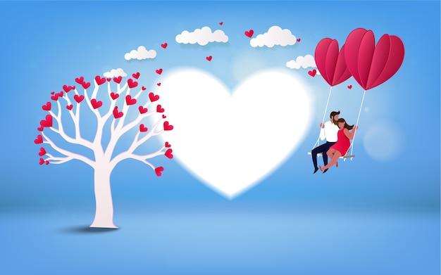 スウィングロマンチックなカップル