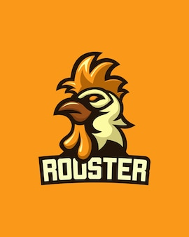 Rooster badge