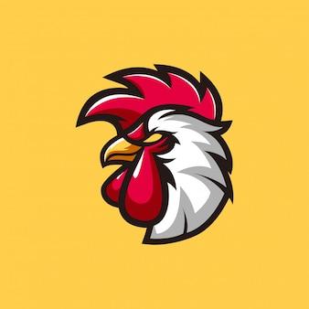 Rooster logo e-sport