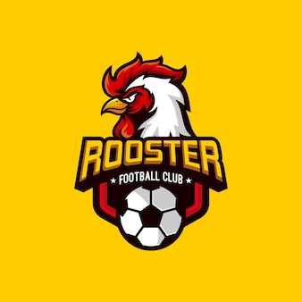 Логотип футбольного клуба петухи