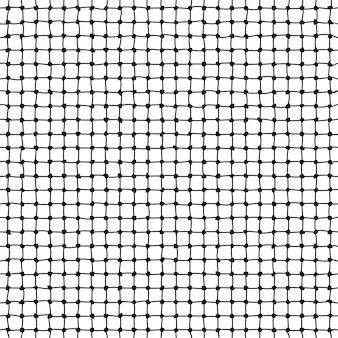 ロープネットのシームレスパターン