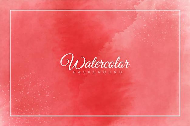 水彩テクスチャとバラの抽象的なスプラッシュペイントの背景