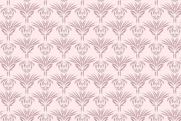 Rose gold art deco seamless pattern