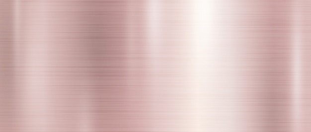 Rose gold metal texture background