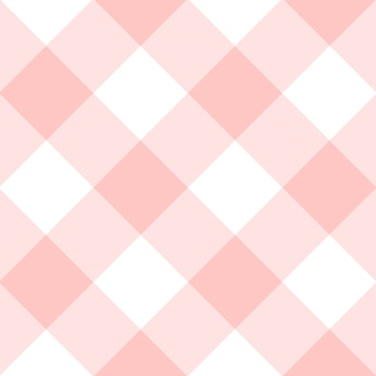 Rose quartz white diamond chessboard background