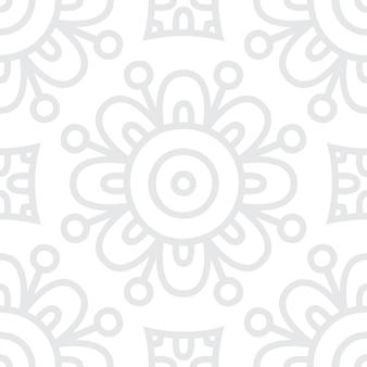 圆形框架简单的模板背景