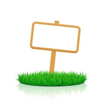 Round grass field 05