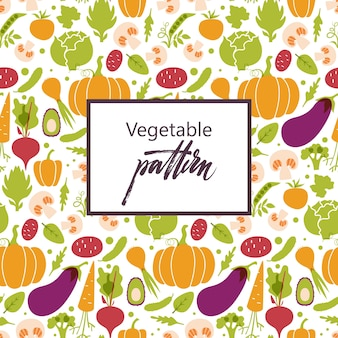 Round pattern of fresh juicy vegetables. healthy diet, vegetarian and vegan.