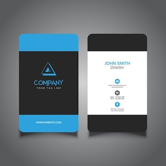 Rounded corners vectors photos and psd files free download rounded corner business card with a modern design reheart Image collections
