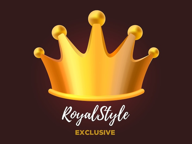 Королевская корона за иллюстрацию победителя