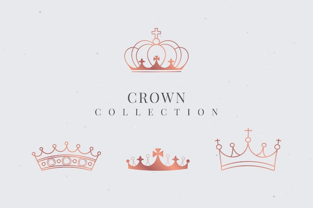 Royal crown collection
