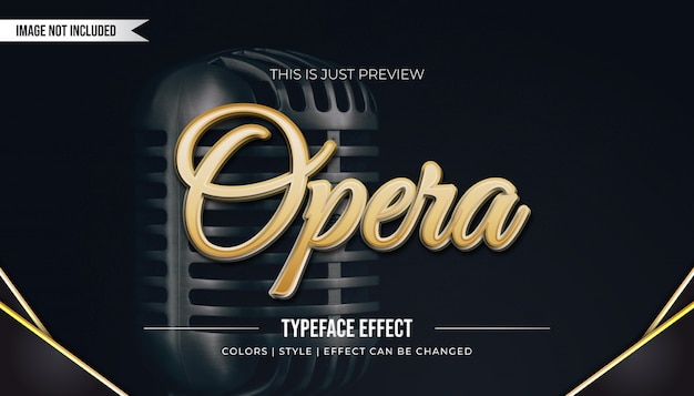 Royal golden text style effect